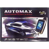 Alarma Digital Automax 2 Vias Universal