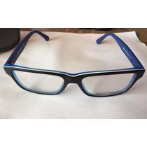 Armazón Emporio Armani Ea 3059 Top Black/matte Blue
