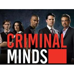 Dvd Criminal Minds As 13 Temporadas Legendadas C Caixinhas