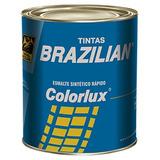 Tinta Esmalte Automotivo Alumínio Opalescente 3,6l Brazilian