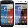 Celular Motorola Moto X 16gb 10.5mp Blanco Y Negro Msi