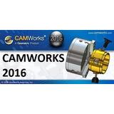 Cam Works 2016 Español Para Solid Works 2015-2016+tutorial!