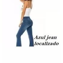Jean Chupin Levanta Cola Moda Colombiana Control Abdomen