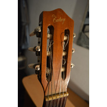 Guitarra Clásica Acústica Marca Tatay Con Forro