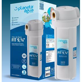Filtro Fit, 9,1/2 Ou 3/4, Para Caixa Dágua Planeta Agua