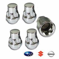 Porca Anti Furto P/ Rodas Esportivas Subaru/ Suzuki/ Nissan