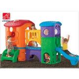 juegos infantiles para exteriores e interioesde estaciones