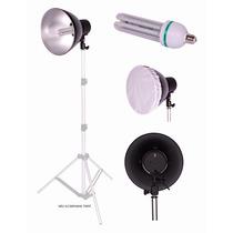 Iluminador De Led Luz Contínua - Iluminador De Led 580w