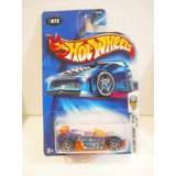 Hot Wheels 2004 First Editions Trak Tune Azul #72 2004
