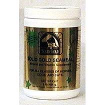 Sólido Oro Seameal Mineral Y Vitamínico Para Caballos, Perr