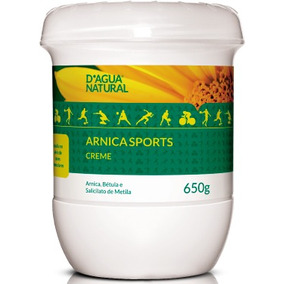 Creme De Massagem Arnica Sports D