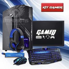 Pc Gamer Completo Amd A4 4.0ghz, Frete Grátis