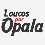Adesivo Loucos Por Opala Clube 15cm Diversas Cores A240