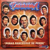 Cd Zarabanda Puras Rancheras De Pegue