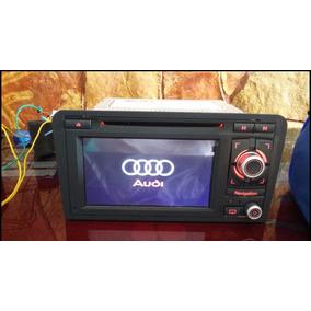 Estéreo Audi A3 A4 S3 2008 2013 Dvd Gps Tv Bt