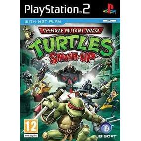 Tartarugas Ninja Smash Up Ps2 Patch - Promoção!!!