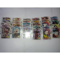 Wolverine E Os X-men Elma Chips - Coleção Completa