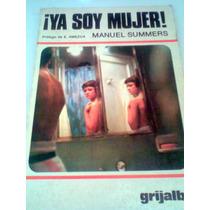 Ya Soy Mujer Autor M Summers Libro