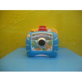 Camera Digital Fisher Price Excelente Preço!