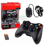 Control Xbox 360 Inalambrico Pc