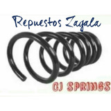 Espirales / Resortes Gol 96/99 Ab9 Gnc (kitx4)