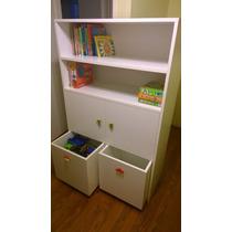 Mueble Organizador Guarda Juguetes Infantiles