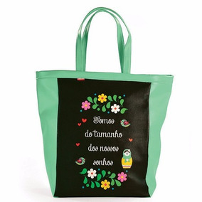 Book Bag Matrioska Carpe Diem