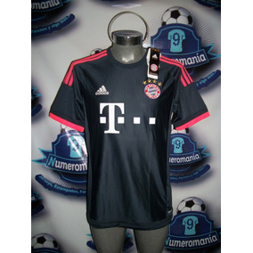 Remate Jersey Original adidas Bayern Munich 3era Gala 2016