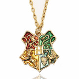 Nuevo Collar Harry Potter Insignia Del Hogwarts