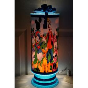 La Casa De Mickey Mouse Centros De Mesa,recuerdos,lamparas