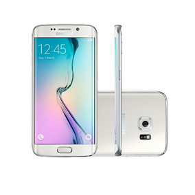Smartphone Samsung Galaxy S6 Edge Branco 64gb Android 5.0 4