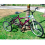 Bicicleta Triciclo Adulto Aro 26 Aço Carbono Top