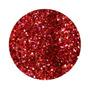 Gel Glitter 900ml Vermelho Parede Com Glitter