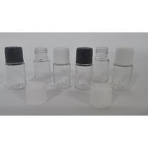 Botella De Pet De 5ml. Con Tapa 100 Piezas