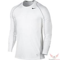 Camiseta Licra Nike Pro Cool Fitted Manga Larga Compresión