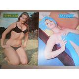 Eva Norvind Sexy Fotos 3 Revistas Mexico 1965-66 Flr