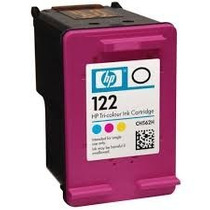 Cartucho Hp 122 Color Novo Com 15 Ml De Tinta 100%garantido