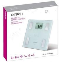 Balança Bioimpedancia Omron Hbf-214 Analisador Gordura Corpo