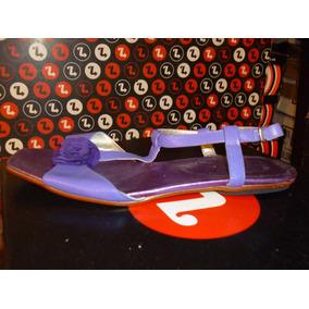 Sandalias Cuero Corre Lola Art6841 Oferta $299 Solo Talle 39