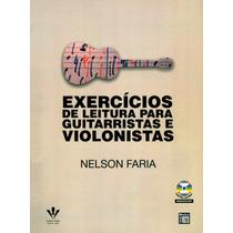 Exercícios De Leitura Para Guitarristas - Nelson Faria