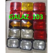 Plafones 9x7 Whelen Para Ambulancia $399 Usados Cfgr