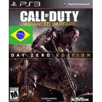 Call Of Duty Advanced Warfare Portugues Ps3