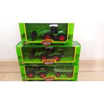 Kit Farm Truck Mini Trator Brinquedo