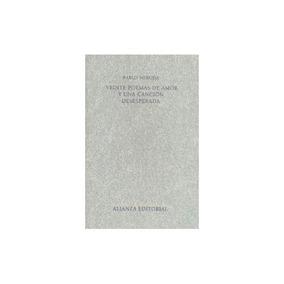 Veinte Poemas De Amor Bol (carton) Pablo Neruda Envío Gratis
