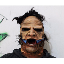 Slipknot Corey Taylor Mascara Latex Vocalista Metal Nueva