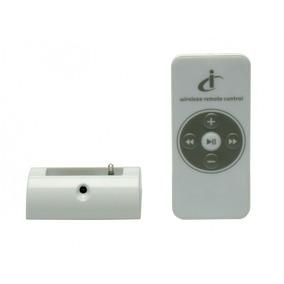 Mini Base Carga Ipod Controle Remoto I-concepts 23088c