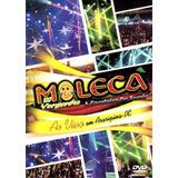 Dvd Moleca 100 Vergonha Ao Vivo Em Araripina Original