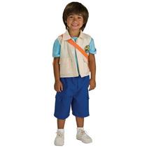 Go, Diego, Go! Diego Child Costume Deluxe Tamaño Toddler