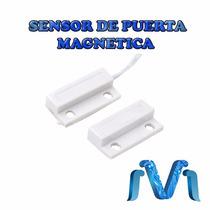 Sensor Magnetico Para Puerta Ventana Switch