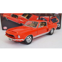 Ford Mustang Gt500 Kr Release No. 1 Escala 1:18 Acme